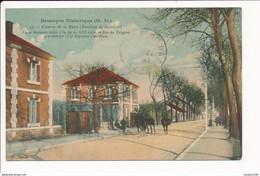 Carte De BESANCON Historique Caserne De La Butte  ( Recto Verso ) - Besancon