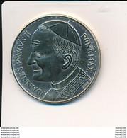 Médaille Joannes Paulus II  Pont Max ( Pape ) Roma  Citta Del Vaticano Pieta ( Recto Verso ) - Altri