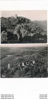 Lot De 2 Cartes ( Format 15 X 10,5 Cm ) De HUNEBOURG ( Recto Verso ) - Autres Communes