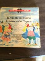 Disque Vintle 45 T LES CONTES D ANDERSEN Année 1958 - Bambini
