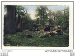 Carte De Chaville Ses Dolmens - Chaville
