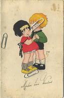 MENU : Spijskaart - Feestmaal   1926      ( See Scans For Detail ) 16.5  X 10.5   Cm - Menus
