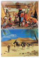 LOT 9 CARTES POSTALE VISIORELIEF TOUTES SCANNEES - 5 - 99 Postcards