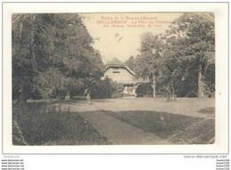 Carte De La Vallée De La Bruche Mullerhof Le Parc Du Château ( Au Dos Publicité  Pharmacie Amblard à Cunlhat 63 ) - Non Classés