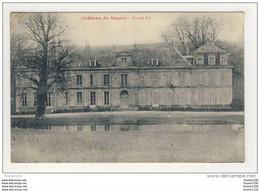 Carte Des Environs De Saint Sulpice De Favières Château De Segrez Façade Est - Saint Sulpice De Favieres