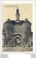 Carte De Mehun Sur Yèvre L' Horloge Et La Prison ( Affiche Cinéma Edelweiss ) ( Peu Courante ) - Mehun-sur-Yèvre
