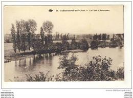 Carte De Châteauneuf Sur Cher Le Cher à Boissereau - Chateauneuf Sur Cher