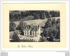 Carte Le Chatelet Château De Vieille Forêt Vue Aérienne - Non Classificati