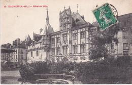 Saumur Hotel De Ville éditeur Voelcker N°15 - Saumur