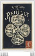 Carte Souvenir De Reuilly ( Peu Courante ) - Sin Clasificación