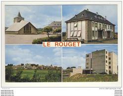 Carte ( Format 15 X 10,5 ) Le Rouget - Non Classés