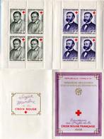 1958; Carnet Croix Rouge; YT-Carnet 2007; Neuf **, Lot 80001 - Croce Rossa