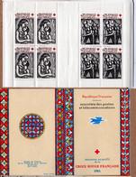 1961; Carnet Croix Rouge; YT-Carnet 2010; Neuf **, Lot 80003 - Croce Rossa