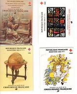 1980 - 1983; Carnet Croix Rouge; YT-Carnet ; Neuf **, Lot 80011 - Croce Rossa