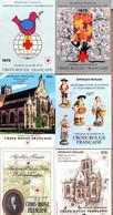 1974 - 1983; Carnet Croix Rouge; YT-Carnet ; Neuf **, Lot 80010 - Croce Rossa