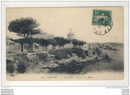 Carte De Toulon Le  Mourillon  Pointe De La Mitre ( Recto Verso ) - Toulon