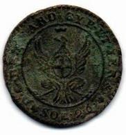 1798 - Regno Di Sardegna 2.6 Soldi - Italian Piedmont-Sardinia-Savoie