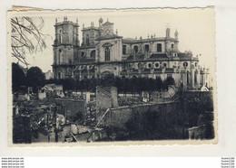 Carte Photo De Vitry Le François Vue Des Ruines ( Studio D' Art R. Racolliet ) Format Et Rigidité C.P.A  ( Recto Verso ) - Vitry-le-François