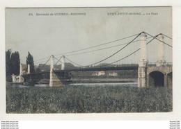 Carte Des Environs De Corbeil Essonne  ( Essonnes ) évry Petit Bourg   ( Recto Verso ) - Evry