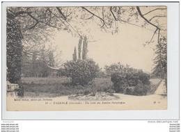Carte De Talence   Jardin Botanique  ( Recto Verso ) - Altri Comuni