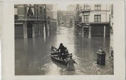 Liège.  -   Overstroming.   -   FOTOKAART! - Liege