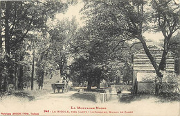 Ref 727- Haute Garonne - La Rigole Pres De Lampy -le Conquet , Maison De Garde - Phototypie Labouche Freres   - - Altri Comuni
