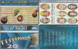 PHONE CARD 4 ISRAELE (CK617 - Israel