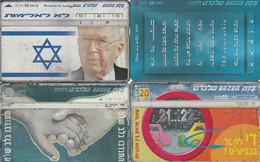 PHONE CARD 4 ISRAELE (CK618 - Israel