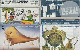 PHONE CARD 4 ISRAELE (CK621 - Israel