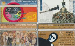 PHONE CARD 4 ISRAELE (CK622 - Israel