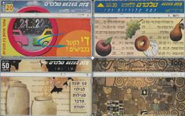 PHONE CARD 4 ISRAELE (CK623 - Israel