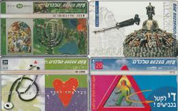 PHONE CARD 4 ISRAELE (CK624 - Israel