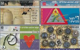 PHONE CARD 4 ISRAELE (CK626 - Israel