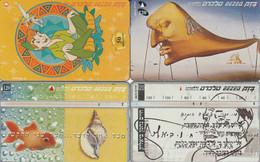 PHONE CARD 4 ISRAELE (CK627 - Israel
