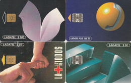 PHONE CARD 4 MESSICO (CK851 - Mexico