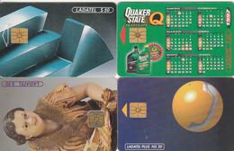 PHONE CARD 4 MESSICO (CK852 - Mexico
