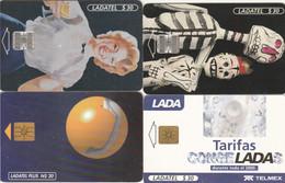 PHONE CARD 4 MESSICO (CK858 - Mexico