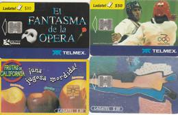 PHONE CARD 4 MESSICO (CK861 - Mexico