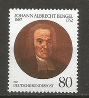 Timbre Allemagne Fédérale Neuf **  N 1156 - Nuovi