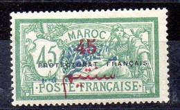 Marruecos Frances Sello Nº Yvert 49 ** - Nuovi