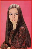 00282 Raisa Nedashkovskaya Deserved SSR Hair Actor Actress Actor Actress Cinema Movie Actor Actress 70s USSR Soviet Card - Acteurs