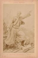Photo. Du Général CHARETTE à La Tête De Ses Zouaves Pontificaux à La Bataille De PATAY En 1871.. (Loiret) - Documenti