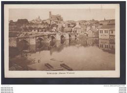 Carte De LIMOGES  ( Recto Verso ) - Limoges