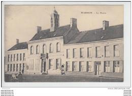 Carte De WARHEM La Mairie ( Recto Verso ) - Other Municipalities