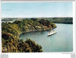 Carte ( Format 15 X 10,5 Cm ) De Landevennec  La Pointe De Penforn   ( Recto Verso ) - Landévennec