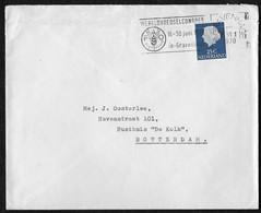 's-Gravenhage: Wereldvoedselcongres 16-30 Juni 1970 - 's-Gravenhage - Poststempels/ Marcofilie