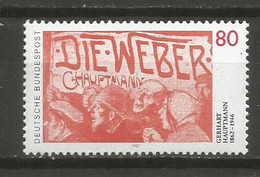 Timbre Allemagne Fédérale Neuf **  N 1176 - Nuovi