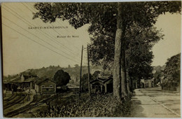 51 / Sainte Menehould (Marne) Route De Metz - Sainte-Menehould
