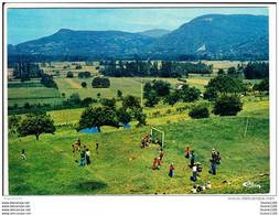 Carte ( Format 15 X 10,5 Cm )  De Champagneux  Terrain De Sport De La Colonie De Vénissieux ( Stade ) ( Recto Verso ) - Altri Comuni