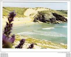 Carte ( Format 15 X 10,5 Cm )  Belle Isle En Mer ( Donnant )  ( Recto Verso ) - Belle Ile En Mer
